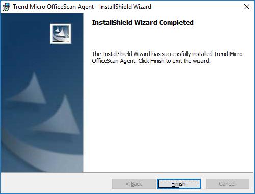 TrendMicro OfficeScan XG