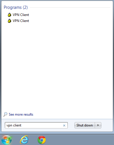 Install Cisco AnyConnect VPN Client on Windows 7 or later
